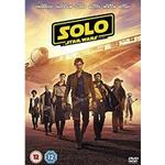 Solo a star wars story blu ray Filmer Solo: A Star Wars Story [DVD] [2018]